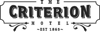 Criterion Hotel Sale logo